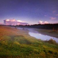 Пурпур облаков :: Валерий Талашов