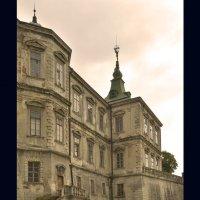 У средневекового дворца :: Weles