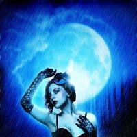 Под стеклом луны :: Светлана Волконская