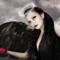 Тёмный ангел :: Светлана Волконская