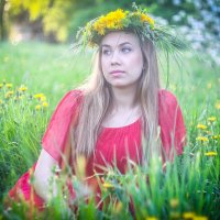 Весна :: Светлана Лана Левохина