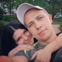 с любимым мужем)))) :: Любовь Антонова