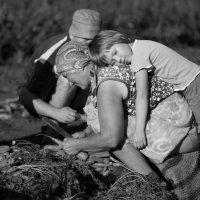 Как я устала от вашей моркови... :: Вера Шамраева