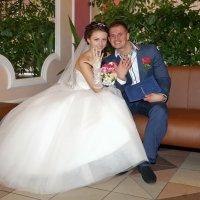 Счастливая пара. :: Юрий Шувалов