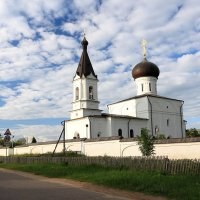 Оршинский женский монастырь :: александр пеньков