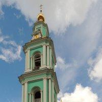 Богоявленский Елоховский собор :: Александр Качалин