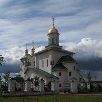 Храм Сергию Радонежскому в Веледниково :: Сергей Михальченко
