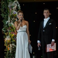 прекрасные ведущие :: Дарья Петрищева