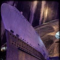 """Подлодка """"Лембит"""" в военно-морском музее Таллина :: Борис Смирин"""