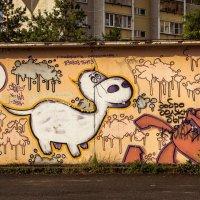 Граффити :: Марк Э