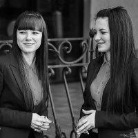 близняшки :: Ирина Помогайбо