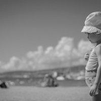 неизвестная малышка.. :: Рузана Амири