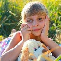 соня в поле :: Stukalova Anna Stukalova