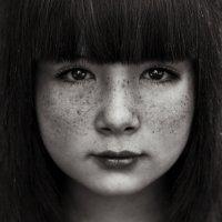Её черты :: Альбина Ахмет-Закирова