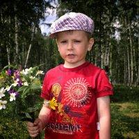 Прогулочка :) :: Gimp Fanat Евгений Щербаков
