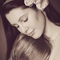 Мама и дочь :: Екатерина Дашаева