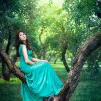 Изумрудное настроение :: Anna Lipatova