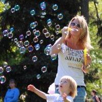 Мыльные пузыри 3 :: Владимир Онищенко