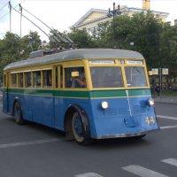 Троллейбус ЯТБ-1 :: Александр Петров