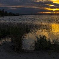 На закате :: Юрий Сименяк