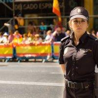 Испанская полиция :: Elena Che