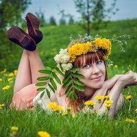 Весеннее настроение :: Виктория Андреева