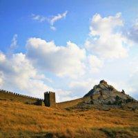 Генуэзская крепость :: Алёна Костемская