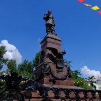 Иркутск. Памятник Александру III от благодарных потомков. :: Rafael