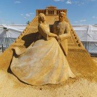 Скульптуры из песка :: Юрий Бомштейн