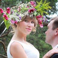 время плести венки... :: Елена Лобанова