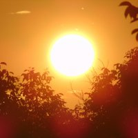 закат солнца :: Рома Бондарь