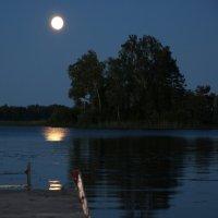 до луны рукой подать:) :: liudmila drake