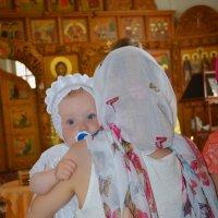 Крещение :: Евгения Чернова