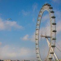 London Eye :: Дмитрий Щербаков