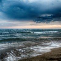 Море перед грозой :: Ростислав Бычков