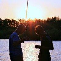 Рыбаки :: Евгений Юрков