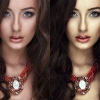 очередная ретушь :: Анастасия Тищенко