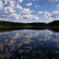 Облачный рай :: Анатолий Хохлов