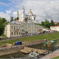 Витебск-Лето. :: Роланд Дубровский