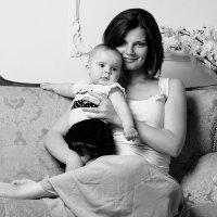 Счастливая мама :: SvetlanaLan .