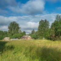 Домик в деревне. :: Олег Козлов