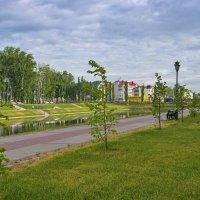 Лето в парке :: Любовь Потеряхина