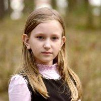 Дочка. :: Лариса Сливина