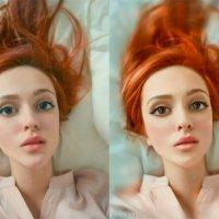 утро (до и после) :: Veronika G