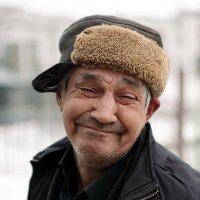 Дедушка с 5 Виноградного :: Екатерина Быкова