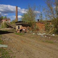 Кубринск, Батьковско-Ольховское торфопредприятие :: Евгений Жиляев