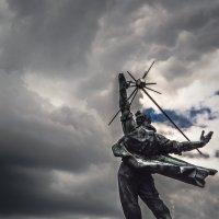 Монументальная скульптура «Труд» :: Андрей Дегтярёв