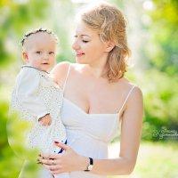 Мама - это значит нежность :: Элина Курмышева