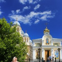 Прихожанка :: Дмитрий Авдонин