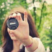 Я выбираю Nikon :: Alina Volenyuk